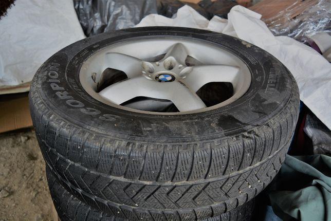 Cauciucuri Pirelli+Jante Bmw X5