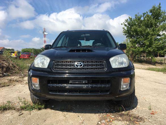 Toyota Raw4/2.0D4D/на части!