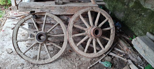 Roti de car rustic
