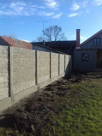Garduri din beton