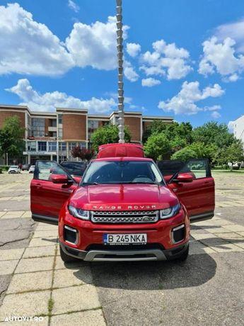 Land Rover Range Rover Evoque Range rover 2016 facelift