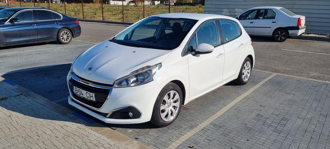 Peugeot 208 1.2 vti, 2015, euro 6, carte service, Ac