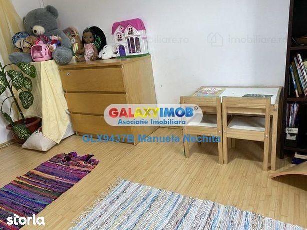 Vanzare apartament 3 camere, metrou Lujerului, loc parcare