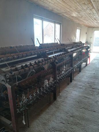 Masina de daracit si tors lana