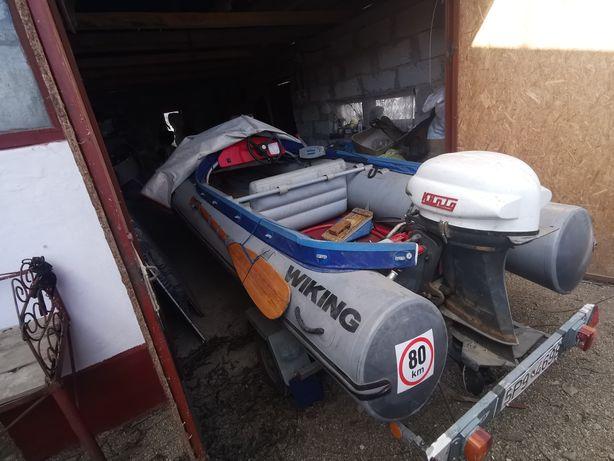 Barca motor peridoc schimb cu materiale de construcții