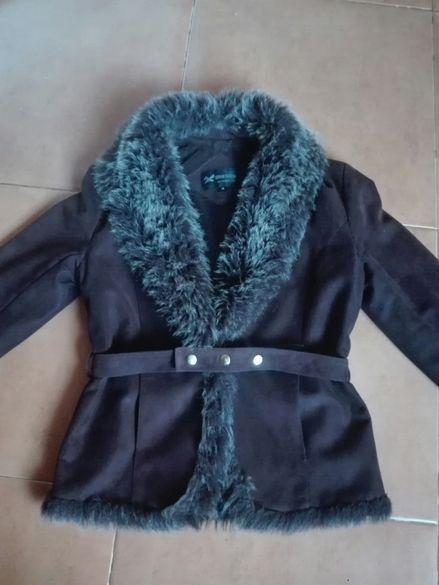 Дамско палтенце пролет-есен С-М