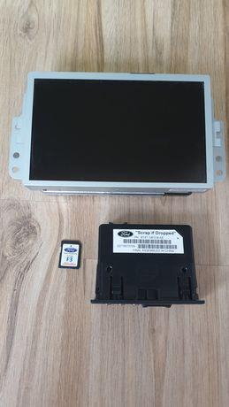 Navigatie Ford Sync 2 (display - modul - card)
