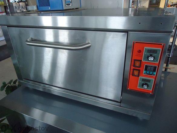 Печка (фурна) за готвене и за печене на прасенца внос от Европа от нер