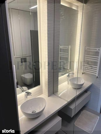 3 camere Superb, Terasa 50 mp, Semineu, Loc de Parcare Subteran inclus