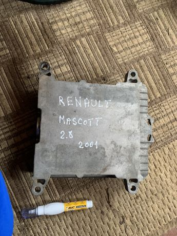 Calculator Renault Mascott