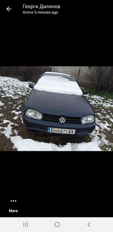 Vw golf 4 1.6 16v 105hp.Golf 1.6 16v .НА ЧАСТИ