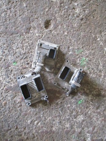 Calculator motor ECU Opel Astra G AGILA Corsa motor 1,0 si 1,2 benzina