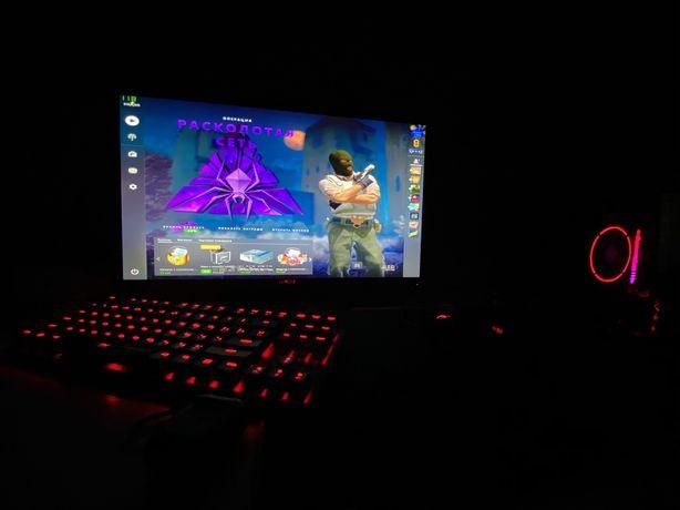 Игровой компьютер с перифеериями