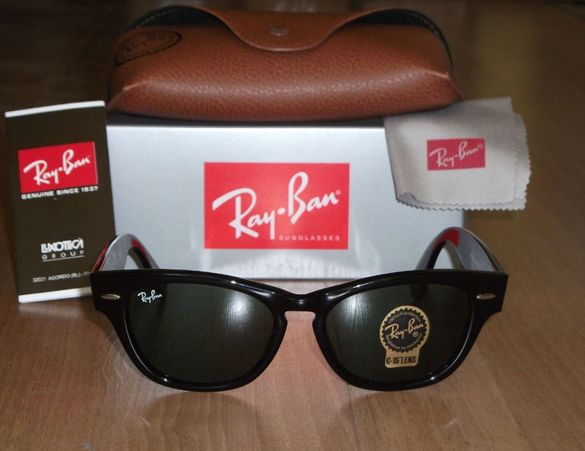 НОВИ очила Ray Ban Модел 4169 Laramie Оригинал