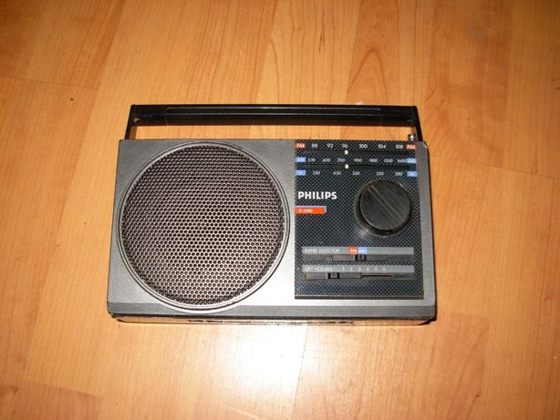 Radio PHILIPS -model d2010 -anul 1985