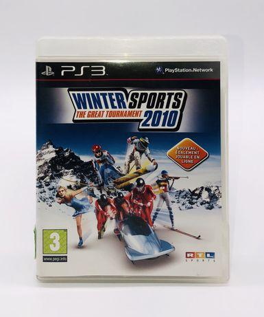 RTL Winter sports 2010 ps3 playstation ps 3