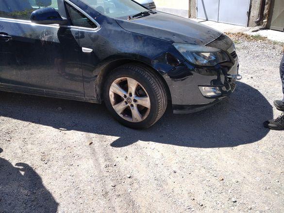 Opel Astra 2.0 cdti 2013г. на части!!