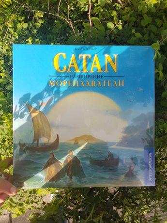 Заселниците на Катан, разширение Мореплаватели 3/4 човека