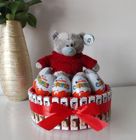 Подарки Подарочные коробки наборы мягкие игрушки киндер