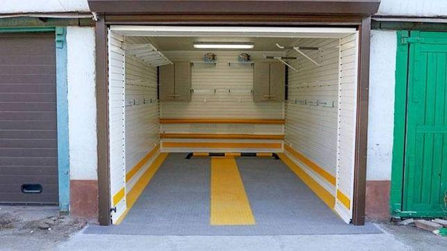 Ремонт гаражей и подвальных помещений!