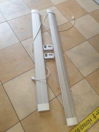 Panouri radiante de tavan cu termostat A