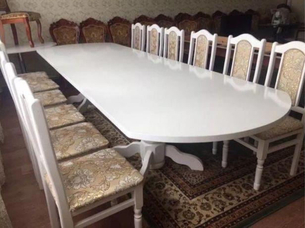 Стулья и столы по низкой цене! И в расрочку!