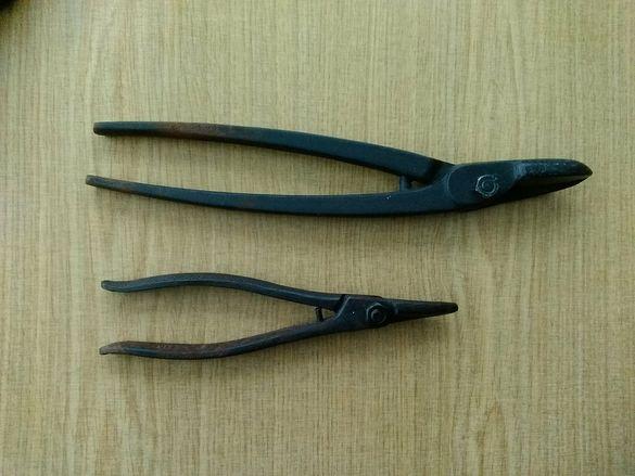 Ножици за ламарина