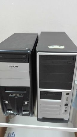 Два компютъра работещи