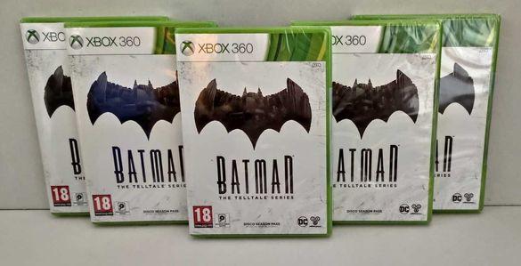 [xbox 360] ! Чисто НОВИ ! BATMAN the Telltale series за Xbox 360