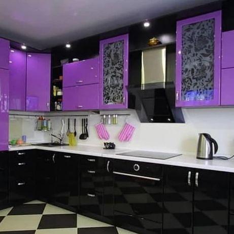 РАССРОЧКА Кухонный,кухня,кухни гарнитур на заказ 45000кв