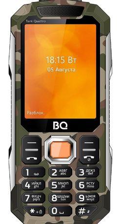 Новый в упак мобил тел TANK с 4 сим картами,видеокамера,2.8 дисплей