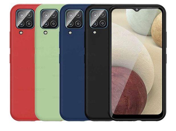 Husa X Level Slim Cu Catifea - Samsung A02S A12 A32 A42 A52 A72