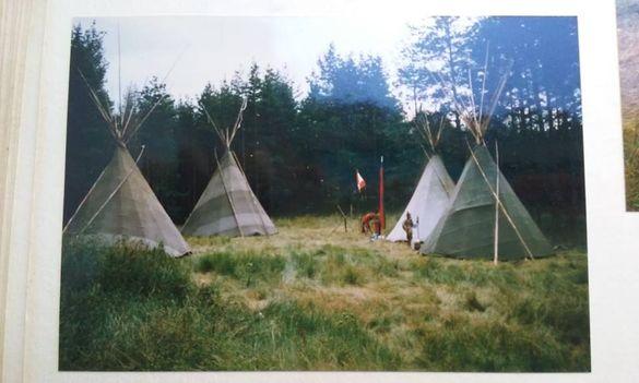 Типи,вигвам,палатка.