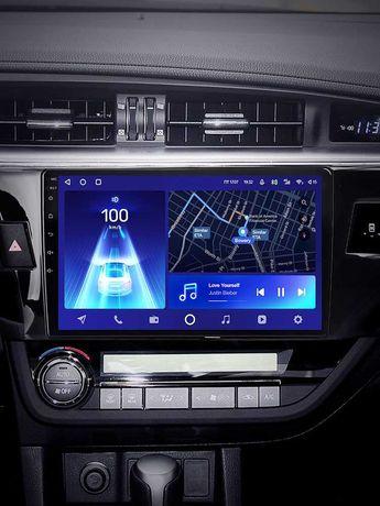 Автомагнитола Тейс Toyota Corolla 12-16год, андроид