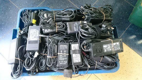 HP, LENOVO, ACER, зарядни за лаптопи ( различни видове)