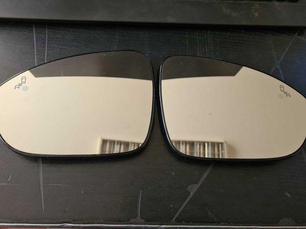 Set sticle oglinzi pentru dacia sandero incalzite si cu asistenta