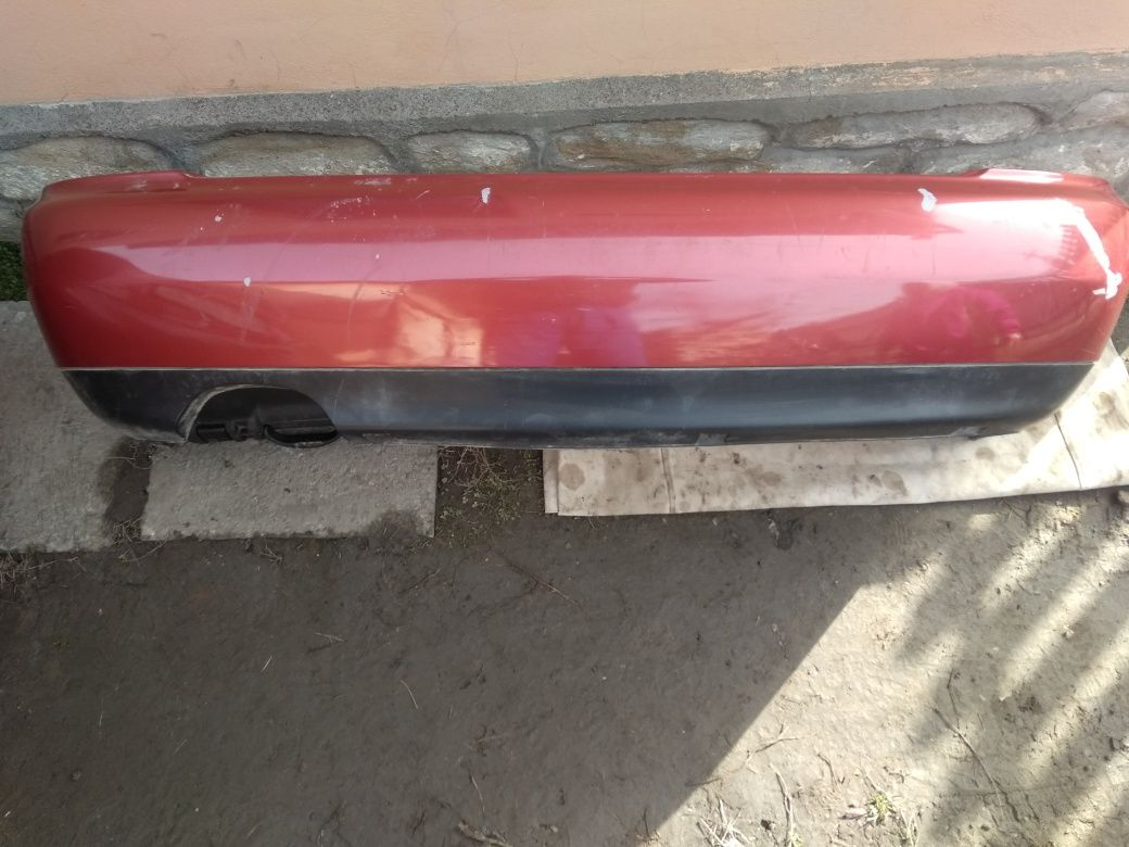 Bară spate cu armătură Audi A4 94-99