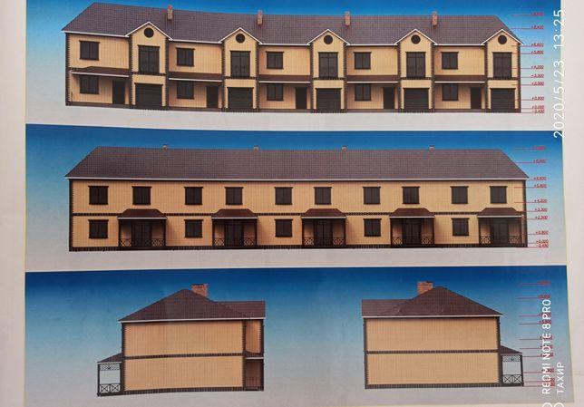 Квартиры в таунхаусе