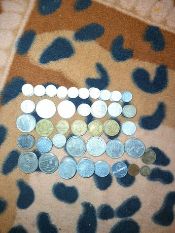 Lot 260 monede românești vechi