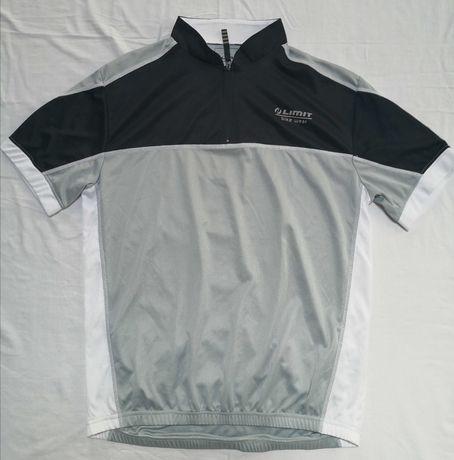 Tricou tehnic bicicliști Limit, XL