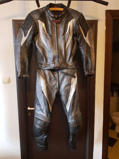 Costum moto piele 2 piese Buse