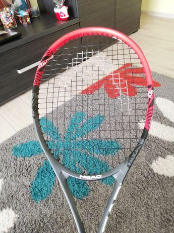 Racheta tenis Head Radical--poze reale