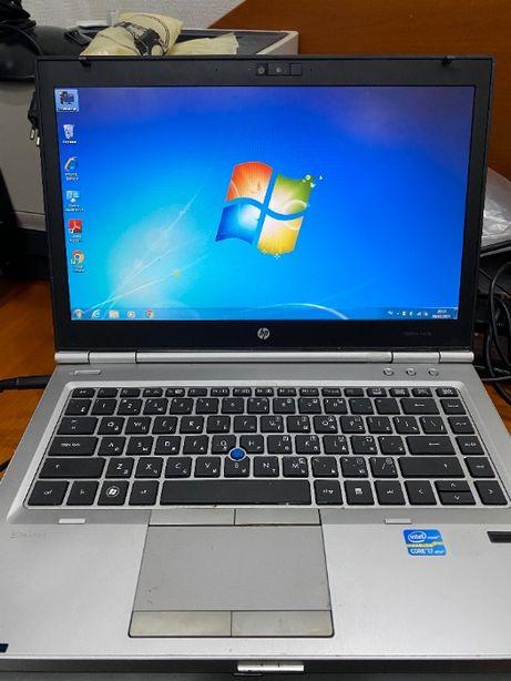 Продам ноутбук HP EliteBook 8460p