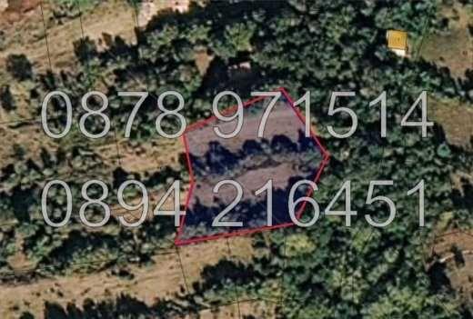 Панорамен имот 2100м2 до ток и вода в с. Извор - код 17959