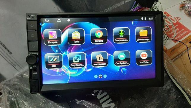 Магнитола 2дин на Андроиде. Магнитафон PIONEER Android 10.0!!!