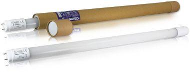Tub neon cu LED-uri, T8, 18W, 120cm, lumina alb/neutru - 305-601