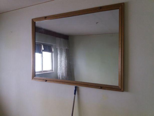 OCAZIE !!! Oglinda veche acoperire cu argint