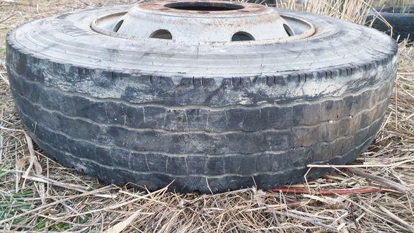 Джанта с гума 10 22.5 сава