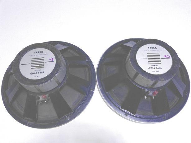 15-дюймовые динамики TESLA ARM-9408 . TESLA ARM-9404