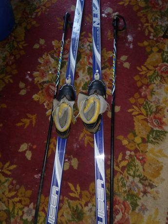 Готовь лыжи летом-зимой дороже Лыжи с ботами